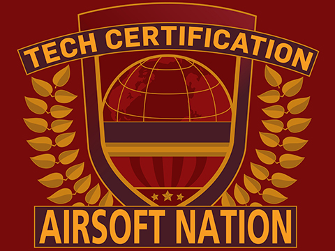 Airsoft Nation Technician Certification Program