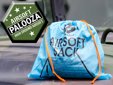 Airsoft Palooza 2018 + Evike Outpost Houston Grand Opening Sack O' Palooza (Houston, TX / July 14th)
