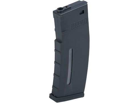 Evike.com BAMF 190rd Polymer Mid-Cap Magazine for M4 / M16 Series Airsoft AEG Rifles (Color: Gray / Single Magazine)