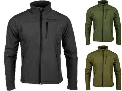 Evike Spectre Water-Resistant Softshell Jacket