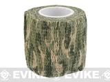 Element Airsoft Protective Camo Wrap (Color: Grassland Camo / 2 x 180)
