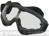 Element HERO Airsoft UV Hi-Flow Extreme Sports Tactical Airsoft Goggles (Color: Clear)