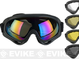 Element HERO Airsoft UV Hi-Flow Extreme Sports Tactical Airsoft Goggles