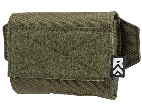 ExFog Helmet Pouch 1.0 for Goggle Anti-Fog Fan Kits (Color: OD Green)