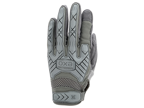 Ironclad Exo Tactical Impact Glove (Color: Grey / X-Large)