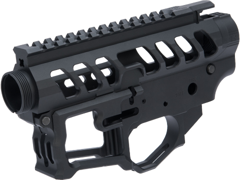 EMG Limited Edition CNC F-1 Firearms Licensed UDR Receiver for Marui MWS System Gas Blowback