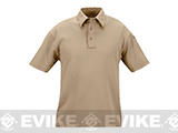 PROPPER ICE� Men's Performance Polo - Silver Tan (Size: L)