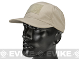 PROPPER� 6-Panel Cap w/ Loop Field 63/35 Poly/Cotton Ripstop - Khaki