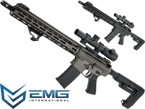 EMG Falkor AR-15 RECCE 2.0 eSilverEdge Training Weapon M4 Airsoft AEG Rifle