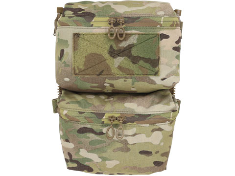 Ferro Concepts ADAPT Double Pouch Back Panel (Color: Multicam)