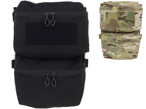 Ferro Concepts ADAPT Double Pouch Back Panel