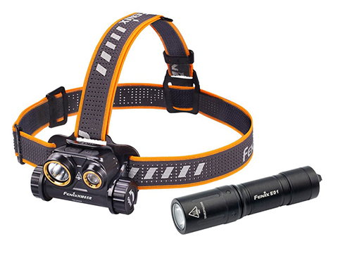 Fenix HM65R 1400 Lumen Rechargeable Headlamp