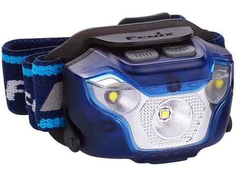 Fenix HL26R Rechargeable Headlamp (Color: Blue)