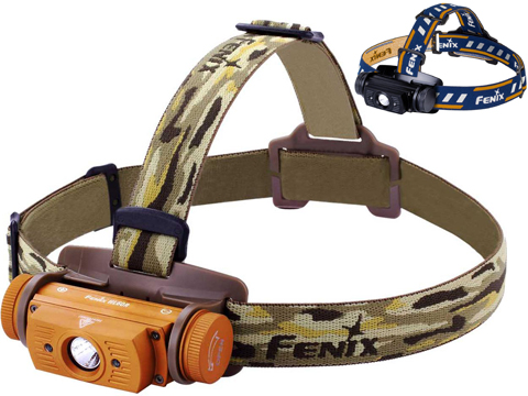 Fenix HL60R 950 Lumen Rechargeable Headlamp