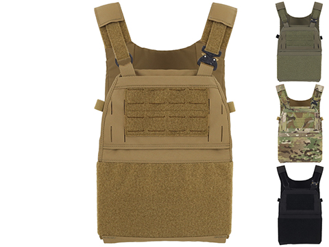 Ferro Concepts FCPC V5 Base Tactical Armor Plate Carrier (Color: Coyote Brown / Large)