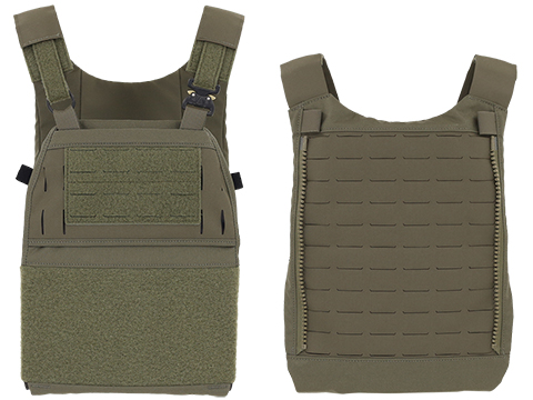 Ferro Concepts FCPC V5 Base Tactical Armor Plate Carrier (Color: Ranger Green / Large)