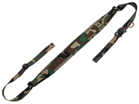 Ferro Concepts The Slingster Rifle Sling (Color: Woodland / No Hardware)
