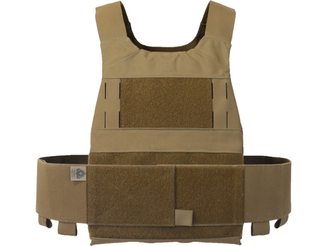 Ferro Concepts THE SLICKSTER Plate Carrier (Color: Coyote Brown / Medium)