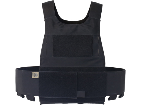 Ferro Concepts THE SLICKSTER Plate Carrier (Color: Black / Large)