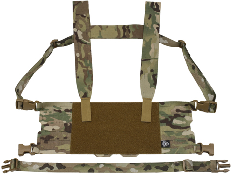 Ferro Concepts Chesty Rig Wide Harness (Color: Multicam)