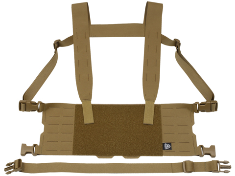 Ferro Concepts Chesty Rig Wide Harness (Color: Coyote Brown)