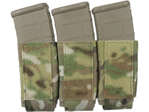 Ferro Concepts Turnover Triple 556 Magazine Pouch (Color: Multicam)