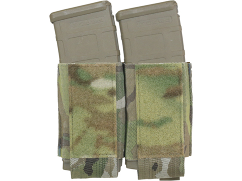 Ferro Concepts Turnover Double 556 Magazine Pouch (Color: Multicam)