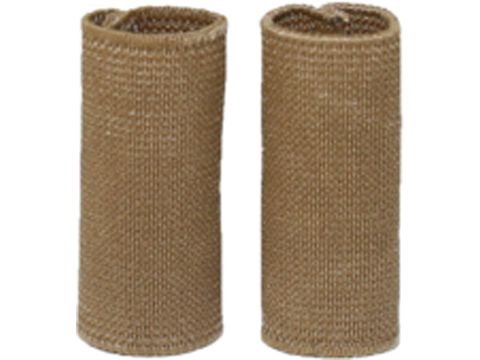 Ferro Concepts Sling Silencers (Color: Coyote Brown)