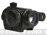 Firefield Close Combat 1x22 Micro Dot Sight with Red Laser