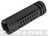 APS UAR Muzzle Airsoft Flash Hider - 14mm Negative