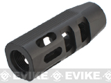 APS Evolution 1.1 Airsoft Flash Hider - 14mm Negative