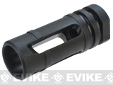 PTS M4SDII Airsoft Flash Suppressor - 14mm Negative