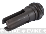 Emerson Special Forces Steel CNC Type Airsoft Flashhider - 14mm Negative