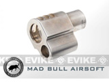 Madbull Punisher Compensator for WE / Socom Gear 1911 Series Airsoft Gas Blowback - Chrome