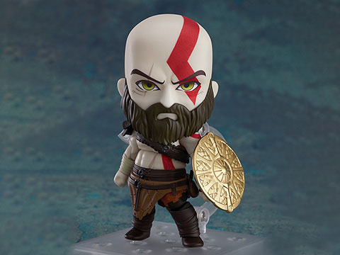 Good Smile Company God of War 4 Kratos Nendoroid Action Figure