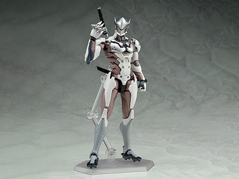 Good Smile Company Overwatch Genji Figma Action Figure