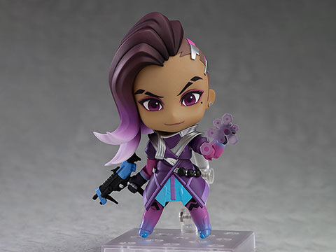 Good Smile Company Overwatch Sombra: Classic Skin Edition Nendoroid Action Figure