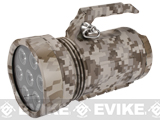 G&P LED Lightweight Spot Light - Digital Desert / Marpat