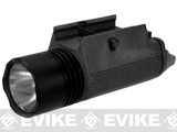 Matrix Tactical M3 Illuminator Combat Light w/ 120 Lumen Xenon Lamp - Black