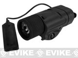 VFC V3X 190 Lumen Combat Tactical Flashlight System - Black