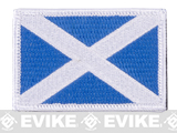 Matrix Velcro Scotland Flag Patch