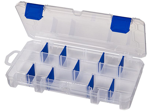 Flambeau Tuff Tainer® Fishing Tackle / Organizer Box (Model: 3003 / Divided)