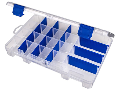 Flambeau Tuff Tainer� Fishing Tackle / Organizer Box (Model: 4004 / Divided)