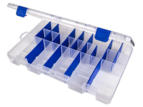 Flambeau Tuff Tainer� Fishing Tackle / Organizer Box (Model: 5003 / Divided)