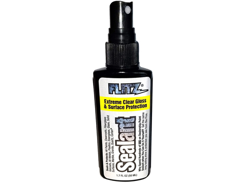 Flitz Extreme Clear Gloss & Surface Sealant / Protectant (Size: 1.7oz)