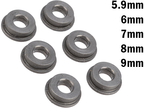 F.L.T. Airsoft CNC Machined Bushings (Size: 8mm)