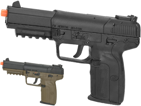 FN Herstal FN-57 Airsoft CO2 Gas Blowback Pistol by Marushin