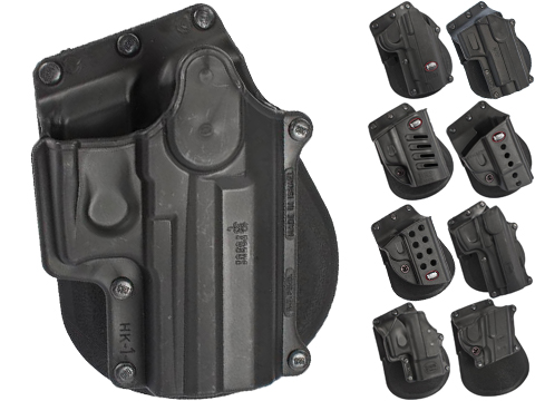 Fobus Elite Concealed Paddle Holster