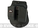 Fobus Elite Concealed Magazine Holster (Model: 9mm Double Stack /Paddle Mount)