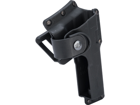 Fobus Tactical Duty Holster w/ Active Retention (Model: GLOCK 19, 23, 32 w/ Light or Laser / Paddle and Roto Belt)